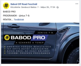 Babod Facebook