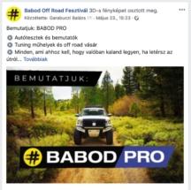 Babod Instagram