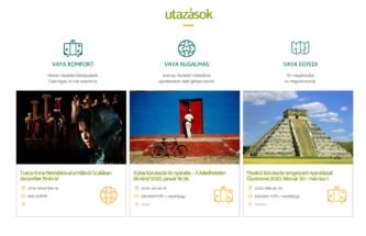 Vaya honlap főoldal Utazasok