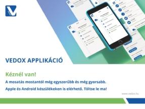 Vedox Uj app_4x3